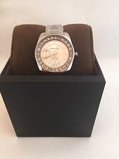 🎗NWT Michael Kors Women's MK6233 Silver Stainless-Steel Quartz Watch🎗