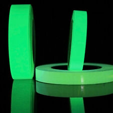 Auto-adhésif Feu The Dark Brille Bande Bande Phosphorescent Lumineux Stickers 1M