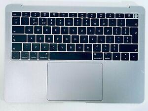 "Apple MacBook Air 13"" 2018 + 2019 A1932 Full Palmrest UK Keyboard, Battery, Grey"