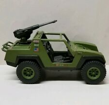 Vintage 1982 GI JOE GREEN VAMP V1 with rear gun