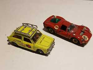 Mercury - Lotto Ferrari + Autobianchi - scala 1/43
