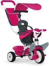 Dreirad Smoby Baby Balade Kinderfahrzeug Schubstange Mädchen verstellbar B-WARE
