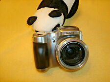 Kodak EasyShare Z740 5.0MP Digital Camera - Silver