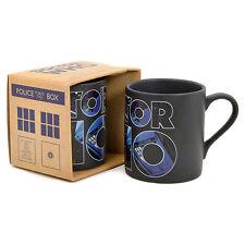 Doctor Who Logo Mug - Dr Who Cup Tardis Sci Fi