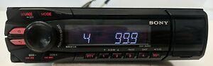 SONY DSX-A40UI USB AUX InDash Radio Digital Media Receiver *Tested Fully*