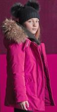 -30% WOOLRICH Luxury arctic Parka Gr. 152/12Y/Damen XS~magenta~NP 490€~NEW