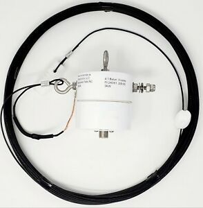 Inverted L 160/6 meter band HF Antenna SWL  3KW Dipole Marconi