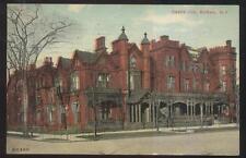 Postcard BUFFALO New York/NY  Castle Inn Hotel Apartments view 1907