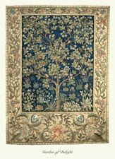 Garden of Delight by William Morris Art Print Tapestry Poster 26x36