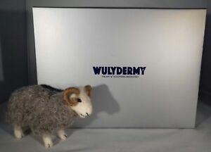 Gift Boxed Herdwick British Rare Breeds sheep  needle felt kit British Wool