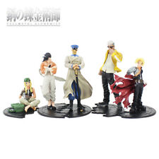 Anime Fullmetal Alchemist Set of 5x Action Figures PVC Model Collection Doll Toy