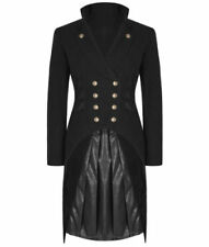 Punk Rave Casual Military Coats & Jackets for Women