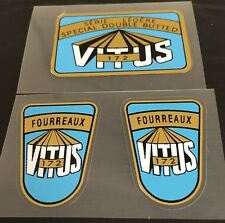 Vitus 172 Frame/Fork set of 3 Decals