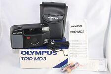 OLYMPUS TRIP MD3 focale fissa 34 mm fotocamera a pellicola 35 mm