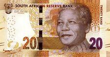 Afrique du sud  - South Africa billet neuf de 20 rand pick 139a UNC