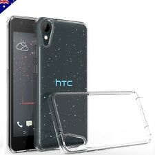 Soft Gel Clear Transparent Protective Case Cover For HTC One X9 X10
