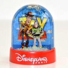 Disney Toy Story Plastic Snow Globe, Disneyland Paris    N: 2512