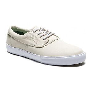Lakai Limited Camby Skate Shoes Cream/Canvas