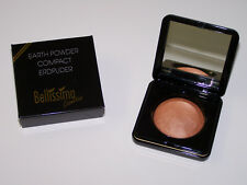Bellissima Earth Powder, Kompaktpuder  Spiegeldose  Nr. 1 dunkel