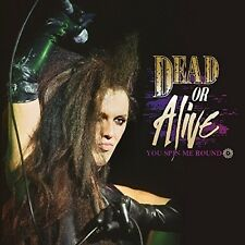 Dead or Alive - You Spin Me Round [New CD]