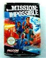 Mission impossible en boite - Jeu Nintendo NES