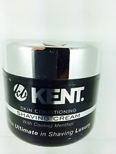 KENT SCT2 SKIN CONDITIONING SHAVING CREAM WITH COOLING MENTHOL 125ml