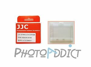 JJC LN-D700 - Protector Pantalla LCD Tipo Nikon D700