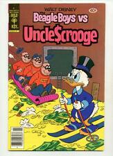 Beagle Boys Vs Uncle Scrooge #9    Skiing Cover