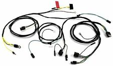 Mustang Head Light Wiring Harness With Gauges All 1966 - Alloy Metal Products