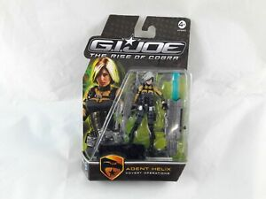 GI Joe Rise of the Cobra Agent Helix Action Figure