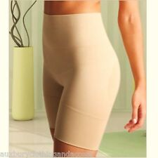 Three in one Body Shaper Long ShortsTummy Tuck Bum Lift Thigh Control;size12to30