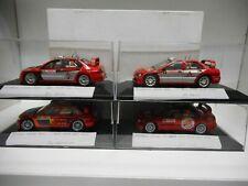 MITSUBISHI LANCER WRC RALLY MONTE CARLO 2004-07 PANIZZI GARDEMEISTER PONS 1:43