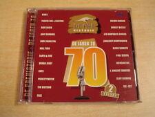 LIMITED EDITION CD + BONUS CD DE PREHISTORIE / DE JAREN 70 - 1970 VOL.2