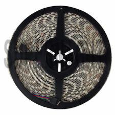 IP65-Waterproof 10M 600Leds 5050 SMD RGB DC24V Flexible LED Strip Light 60Leds/m