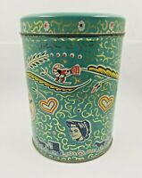 Vintage PA Dutch Candies Empty Tin Can From MT. Holly Springs PA. 5.5""