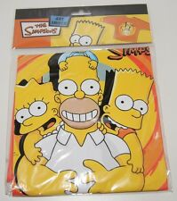 The Simpsons - KIDS ART SMOCK Bart, Homer, Lisa, Maggie image Authentic BNIP NEW