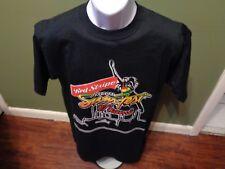 2003 MIAMI SUNFEST Reggae Red Stripe Beer T Shirt SIZE MEDIUM FAT JOE LIL KIM
