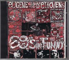 CD EUGENE VON BEETHOVEN EUGENE CHADBOURNE 69TH SIN FUNNY