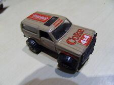 Vintage toys car ancien jouet voiture 4X4 Dodge ? Coca Cola Hartoy inc 1988