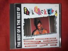 COMPILATION - PUNK ROCKERS. THE BEST OF & THE REST OF. CD.