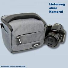 Fototasche für Canon EOS M50 M100 M6 M5 M10 M3 M - Kameratasche Tasche Bag grau