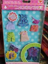 2002 Shelly & Tommy Shelly Club  Fashion Pack  Clothes Barbie NRFP RARE