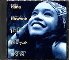 DANA DAWSON - PARIS NEW-YORK AND ME - CD ALBUM [455]