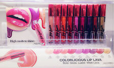 (1) New Covergirl Colorlicious Lip Lava Lip Gloss, You Choose!