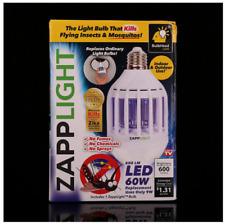 Zapp light Dual LED Lightbulb Screw mouth energy-saving lamp high-power LED 60W