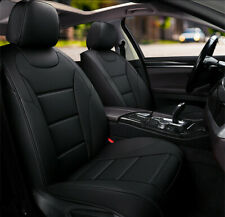 Full Black Leather Car Seat Cover for Mazda 3 6 CX3 CX5 CX7 CX8 CX9 BT50