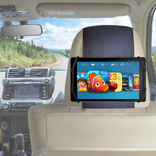 Universal Car Headrest Mount Silicon Holder for 7 - 10 Inch Fire Tablets by TFY