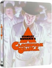 A Clockwork Orange Limited Edition Steelbook 4K UHD + Blu Ray + Bonus Blu Ray