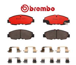 Brembo P28031 Pad Set Front Brake Pads Gerling System Honda Civic MK6 Accord