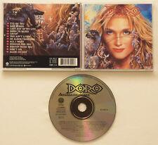 Doro - Angels Never Die (1993) Bad Blood, Alles Ist Gut, Jack Ponti, Eric Gales
